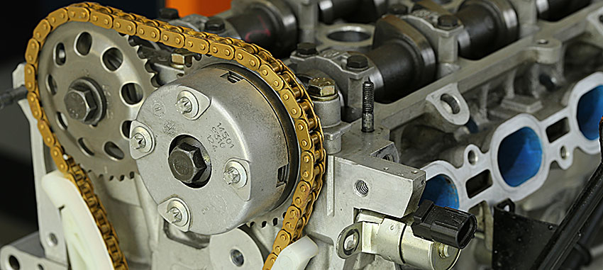 Automotive Engine Timing System